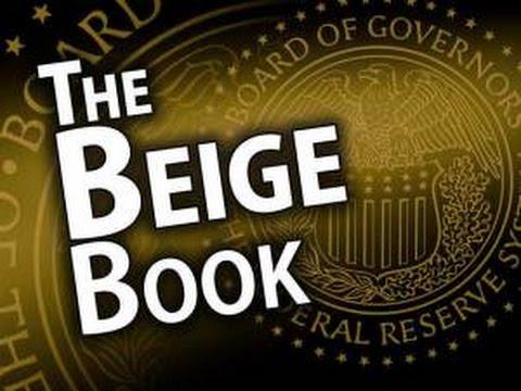 Fed Beige Book