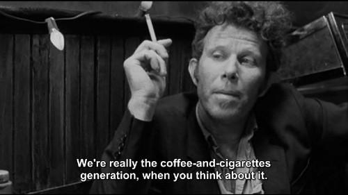 Кофе и сигареты 1