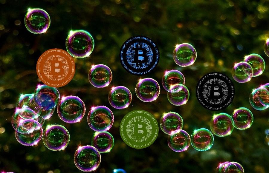 Биткоин - пузырь
