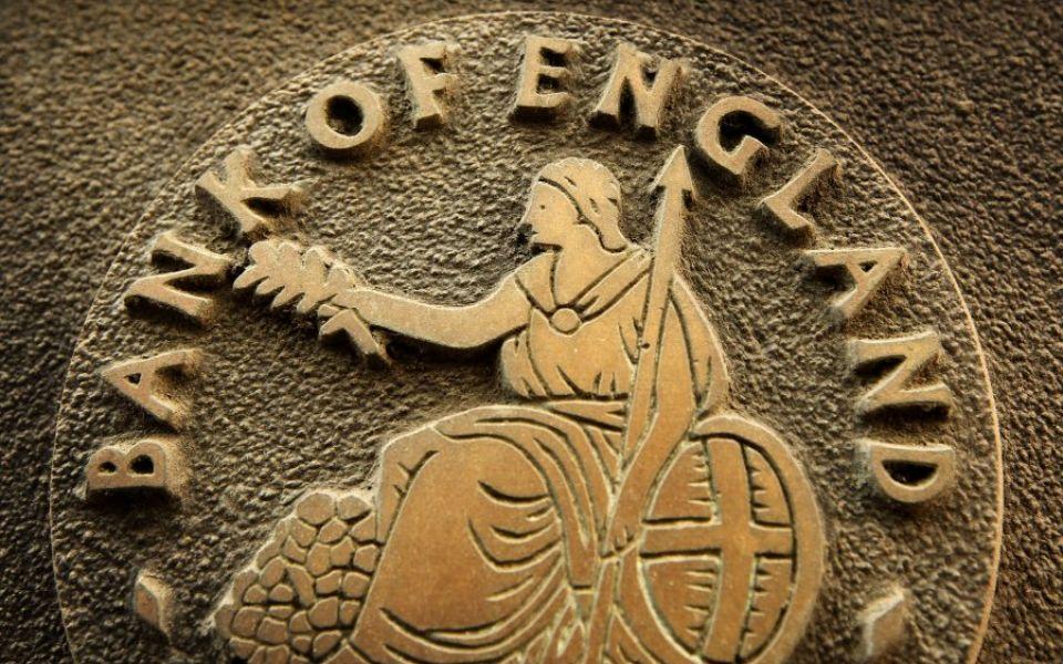 Банк Англии