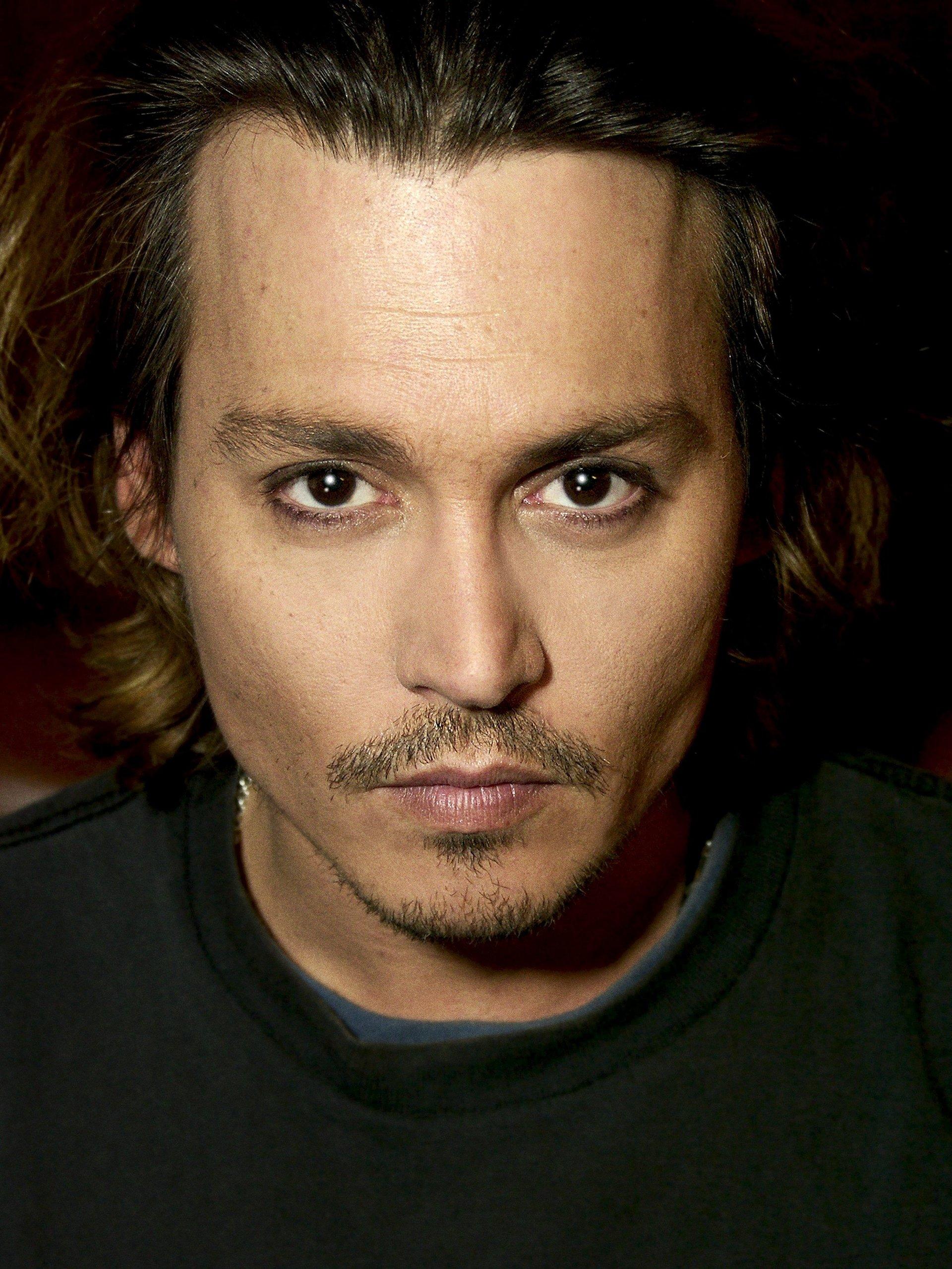 Фотография Johnny Depp сделанная Kevin Abosch