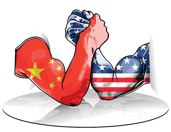 Америка-Китай торговая война