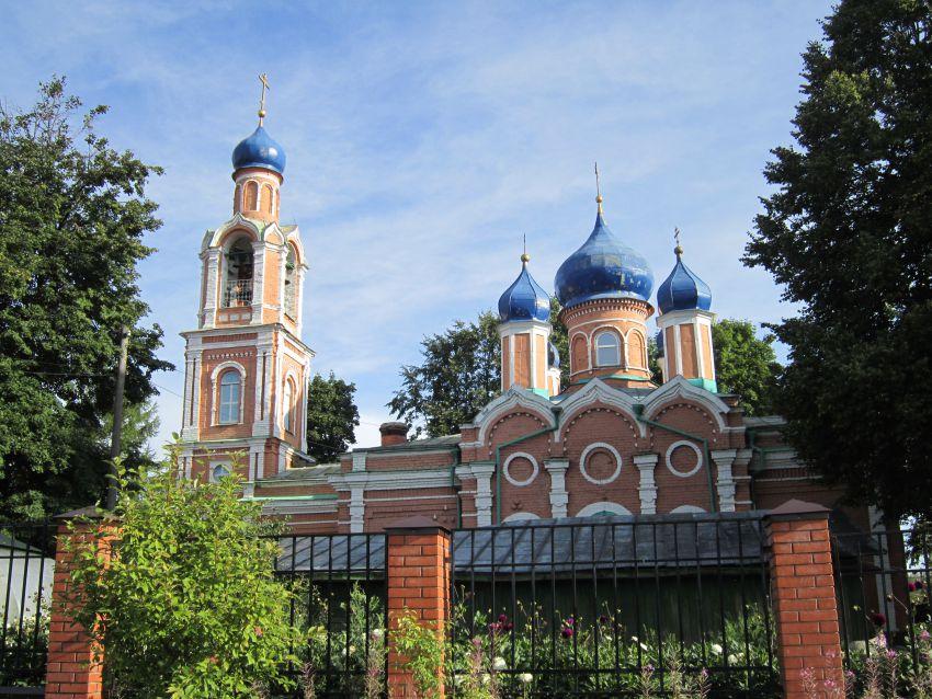 Церковь Михаила Архангела в Белом Расте