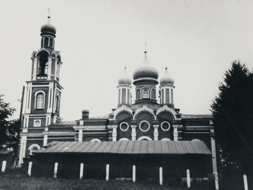 Church of Michael the Archangel in the village of Belij Rast