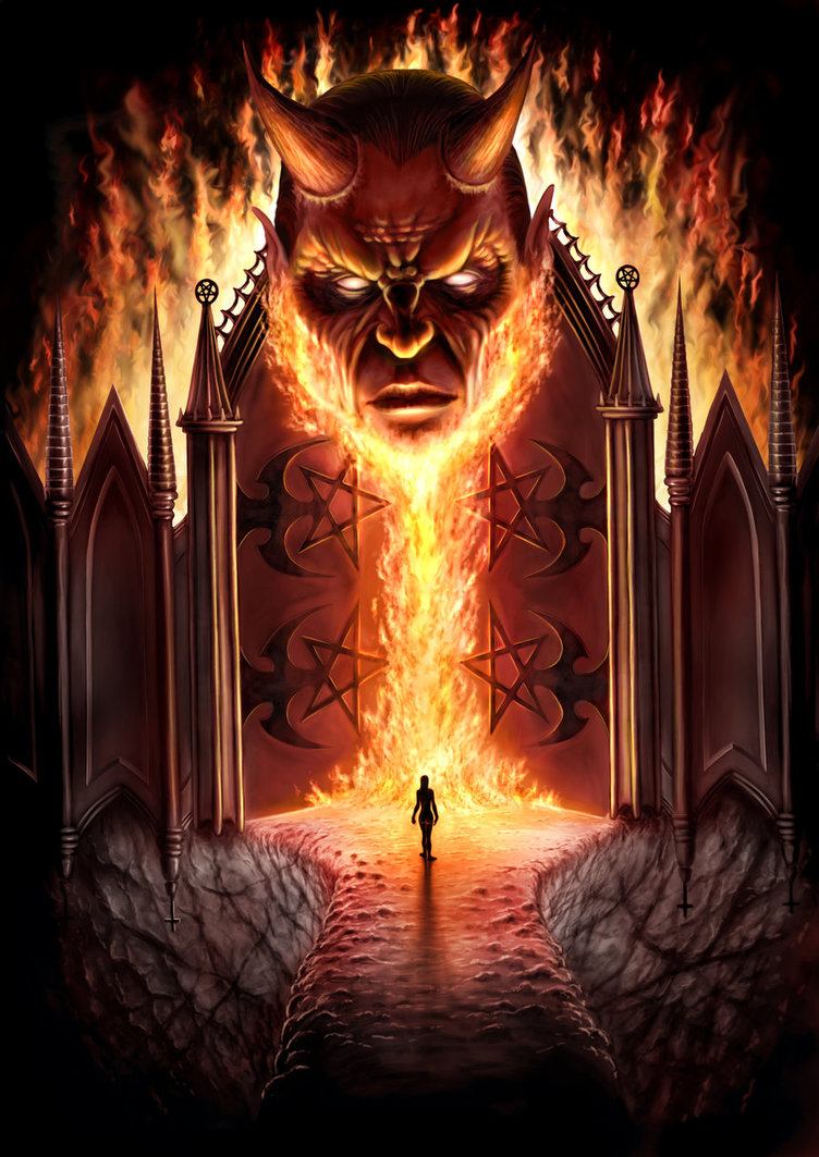 Trader at the gates of hell forex