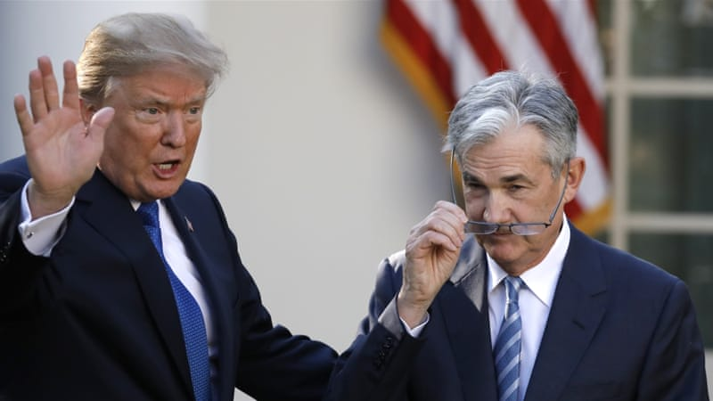 Powell-Trump