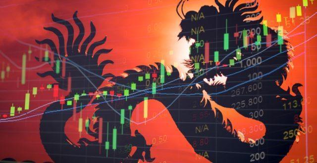 Китайская криптовалюта