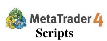 Metatrader4 Scripts